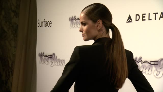 izabel goulart at 4th annual amfar inspiration gala new york at the plaza hotel on june 14, 2013 in new york, new york - izabel goulart stock videos & royalty-free footage