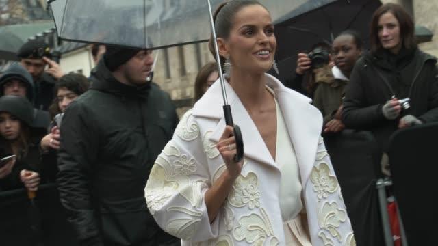 izabel goulart at celebrity sightings in paris on march 01, 2020 in paris, fance. - izabel goulart stock videos & royalty-free footage