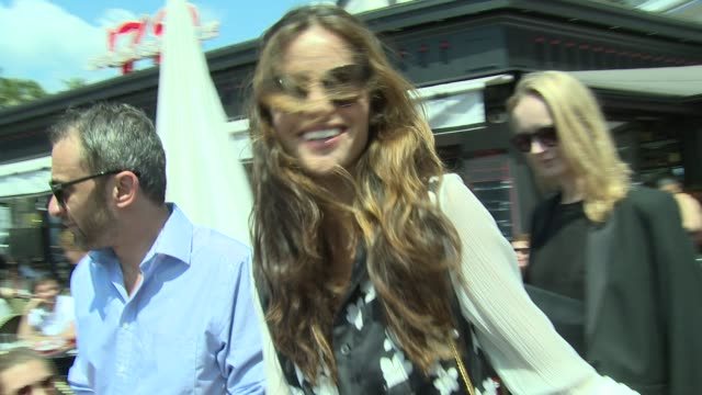 Izabel Goulart on May 17 2016 in Cannes France