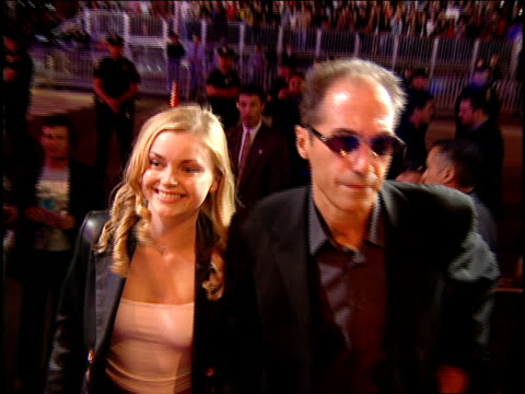 Izabella Miko Arriving to the 2000 MTV Video Music Awards Red Carpet