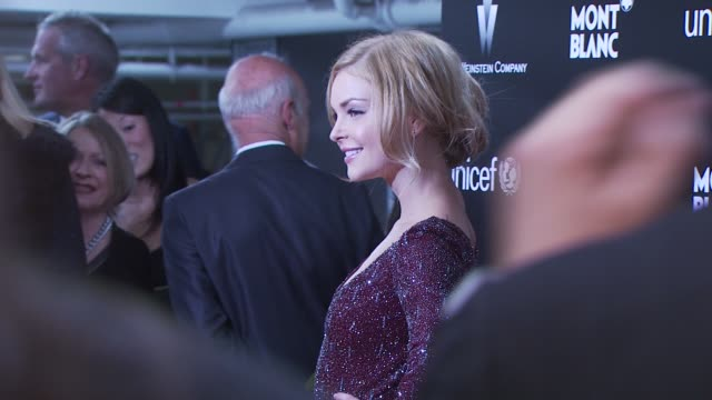 Izabella Miko at the Montblanc Charity Cocktail hosted by The Weinstein Company to benefit UNICEF at Soho House at West Hollywood CA