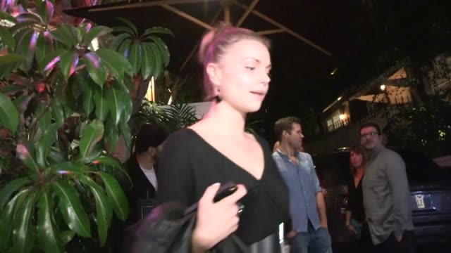 Izabella Miko on most evil person at Chateau Marmont in West Hollywood at Celebrity Sightings in Los Angeles Izabella Miko on most evil person at...