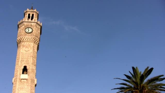 Izmir Torre de Relógio