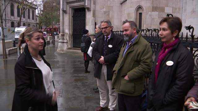 attempt to have doctor involved struck off london royal courts of justice ext doctor hadiza bawagarba and others departing court and along doctor... - wall of death stock videos & royalty-free footage