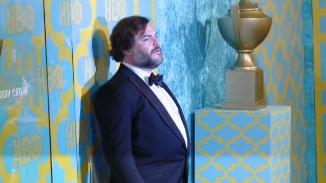 Jack Black at the HBO's Post 2015 Golden Globe Awards Party at The Beverly Hilton Hotel on January 11 2015 in Beverly Hills California