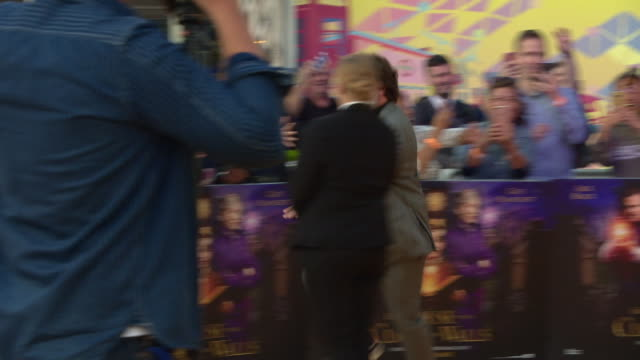 jack black at westfield white city on september 5 2018 in london england - jack black stock videos & royalty-free footage
