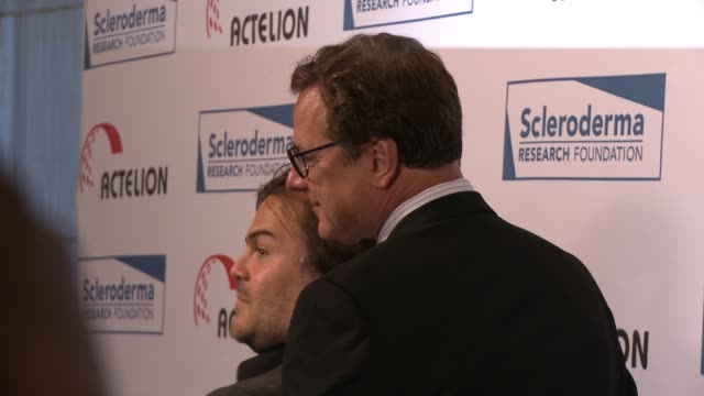"""Jack Black Bob Saget at """"Cool Comedy / Hot Cuisine"""" An Evening Benefitting the Scleroderma Research Foundation in Los Angeles CA"""