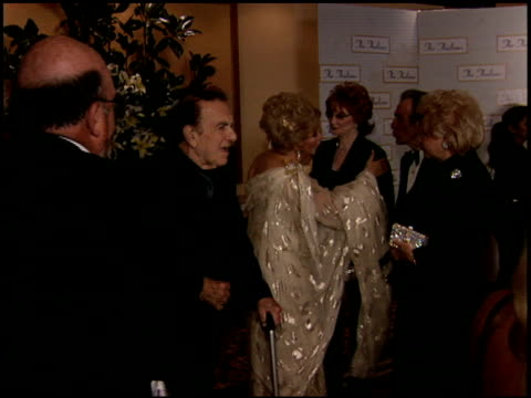 jack carter at the thalians ball 50th anniversary at the century plaza hotel in century city, california on october 8, 2005. - thalians ball stock-videos und b-roll-filmmaterial