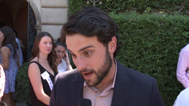 INTERVIEW Jack Falahee on supporting Viola Davis and how the cast surprised her by attending the brunch on her influence and what an impact her voice...