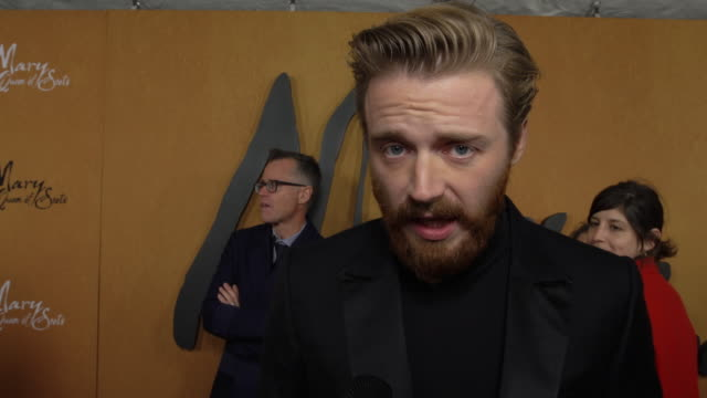 INTERVIEW Jack Lowden On how this story is relevant in today's society On what his character is about On working with with his costars Margot Robbie...
