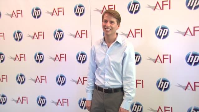 vídeos y material grabado en eventos de stock de jack mcbrayer at the 2010 afi awards at los angeles ca - jack mcbrayer