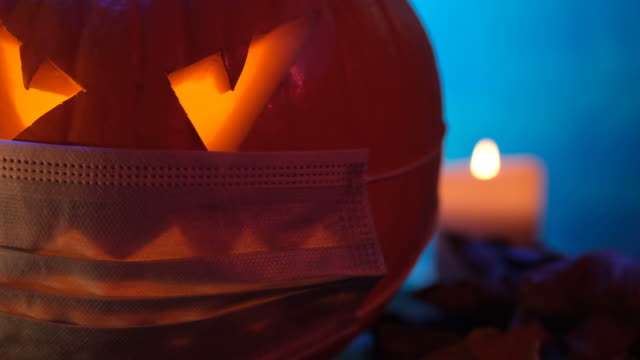 jack o' lantern - carving craft product stock videos & royalty-free footage