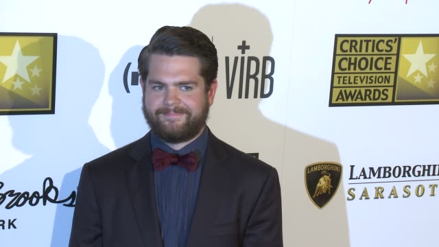 Jack Osbourne at Broadcast Television Journalists Association's 3rd Annual Critics' Choice Television Awards on 6/10/2013 in Beverly Hills CA
