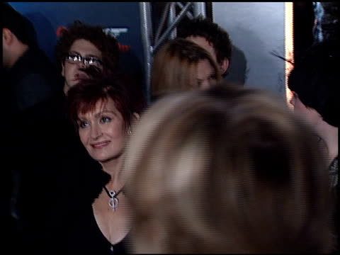 vídeos de stock, filmes e b-roll de jack osbourne at the 'die another day' premiere at the shrine auditorium in los angeles, california on november 11, 2002. - série de filmes do james bond