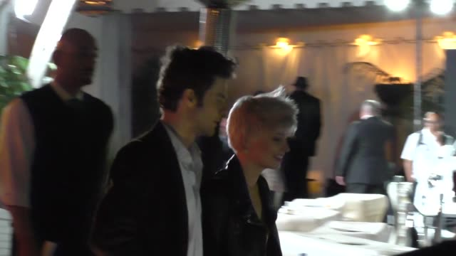 Jack Quaid outside the Vanity Fair's Young Hollywood Party in West Hollywood Celebrity Sightings on February 23 2016 in Los Angeles California