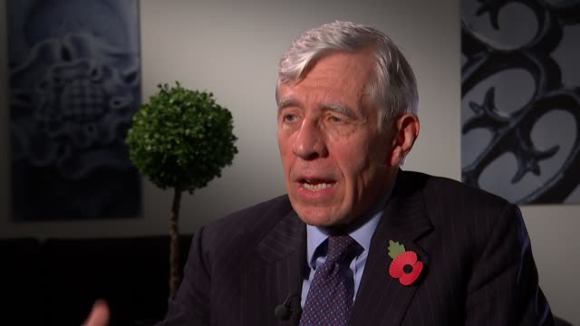 Jack Straw and Tulip Siddiq interviews ENGLAND London Westminster INT Jack Straw interview SOT Tulip Siddiq MP interview SOT