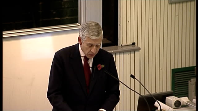 jack straw speech at three faiths forum; - and this interaction is both a reflection and a reinforcement of the tolerance which characterises the... - out of context stock videos & royalty-free footage