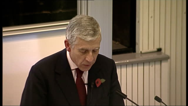 Jack Straw speech at Three Faiths Forum But I also said that this was a request and no more and I made it only ever with a female member of my staff...