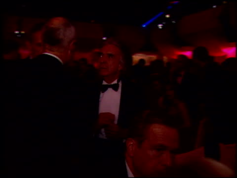 jack valenti at the 1997 academy awards governor's ball at the shrine auditorium in los angeles california on march 24 1997 - 69th annual academy awards stock videos and b-roll footage
