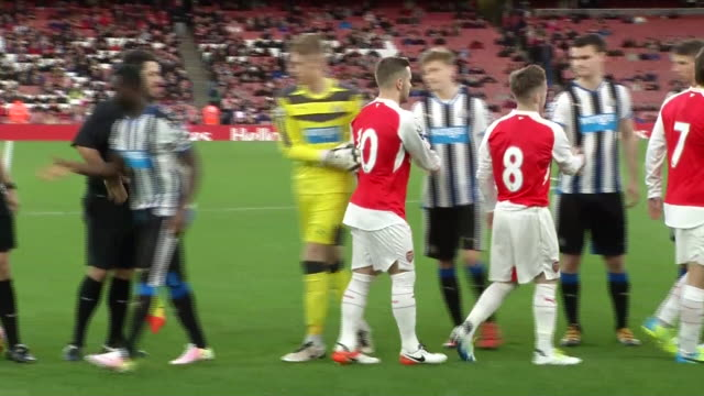 Jack Wilshere played 65 minutes of Arsenal's 31 win against Newcastle United on Friday 8th April The England international played his first game in...