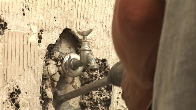 hd: jackhammer - pneumatic drill stock videos & royalty-free footage