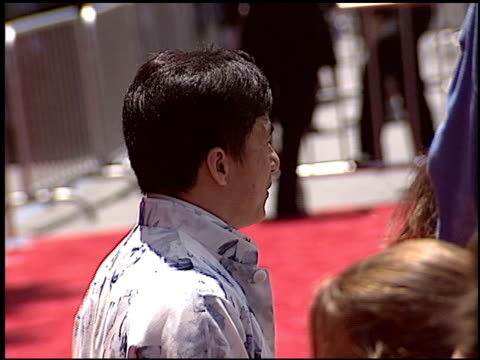 Jackie Chan at the 'Around the World in 80 Days' Premiere at the El Capitan Theatre in Hollywood California on June 16 2004