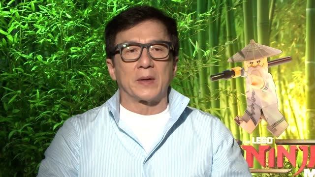 Jackie Chan has praised new technology for making stunt artists' jobs safer The king of live action performances is one of the stars of The Lego...