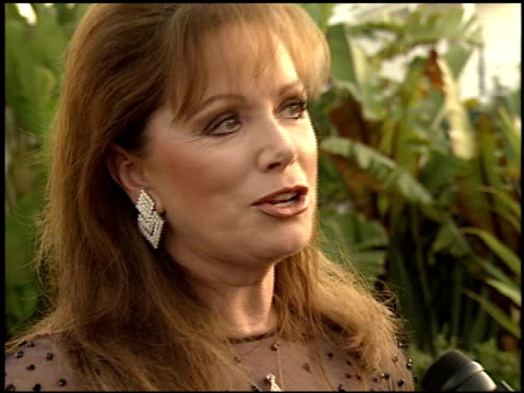Jackie Collins at the 1995 Academy Awards Morton Party at Morton's in West Hollywood California on March 27 1995