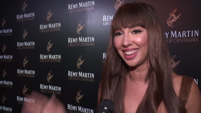 INTERVIEW Jackie Cruz on mentoring explains what the Circle of Centaurs participants need to do on her acting and how this project started at The...