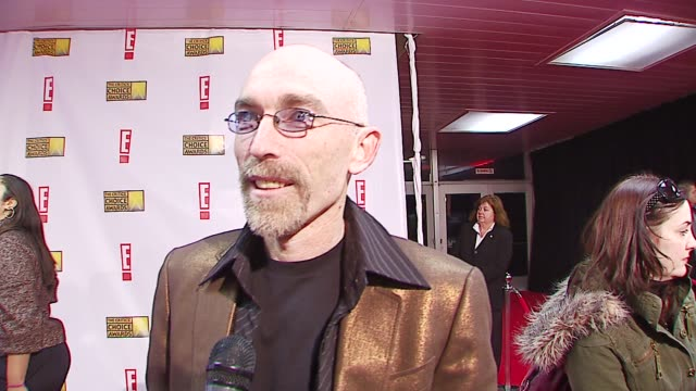 Jackie Earl Haley on Little Children being nominated at the Broadcast Film Critics Association's 2007 Critic's Choice Awards at Santa Monica Civic...