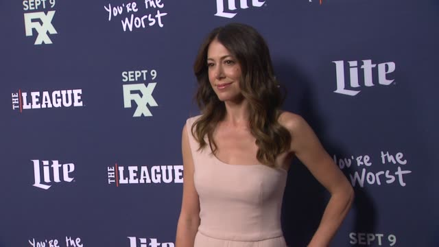 Jackie Marcus Schaffer at the Premiere of FXX's The League Final Season and You're The Worst 2nd Season at Regency Bruin Theater on September 08 2015...