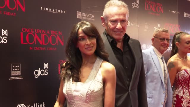 GBR: Once Upon A Time In London - UK film premiere