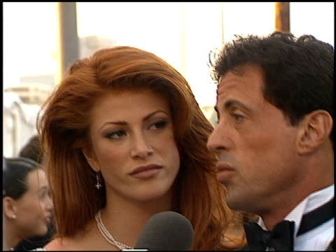 Jackie Stallone at the Blockbuster Entertainment Awards at Pantages Theater in Hollywood California on June 3 1995