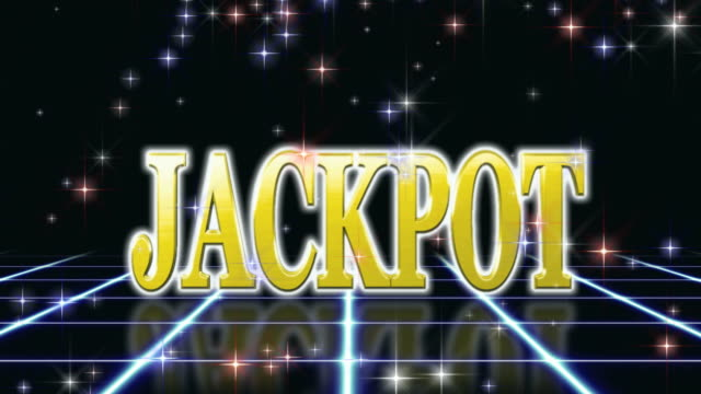 jackpot - jackpot stock videos and b-roll footage