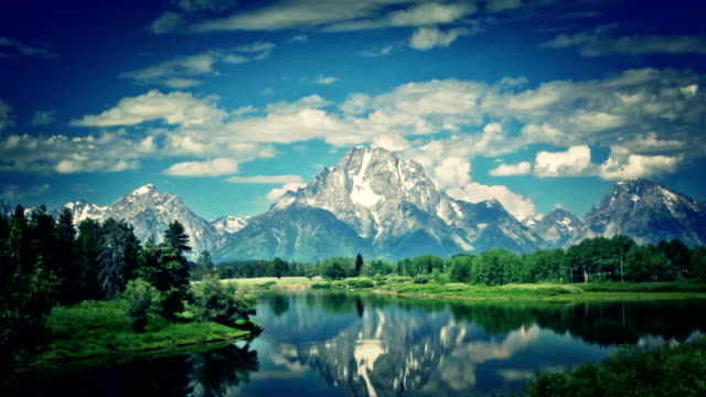 jackson hole - jackson hole stock-videos und b-roll-filmmaterial