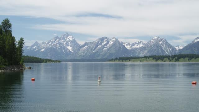 Jackson Lake, Grand Teton NP, USA