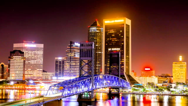jacksonville, fl - jacksonville florida stock videos and b-roll footage