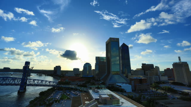 jacksonville, fl - florida usa stock videos and b-roll footage