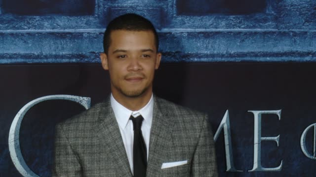 Jacob Anderson at the Game Of Thrones Season 6 Los Angeles Premiere at TCL Chinese Theatre on April 10 2016 in Hollywood California