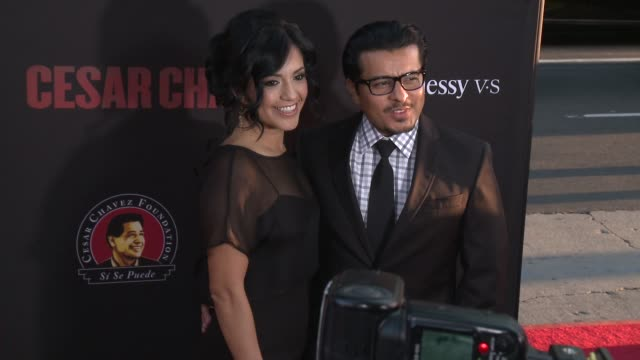 """jacob vargas - """"cesar chavez"""" los angeles premiere at tcl chinese theatre on march 20, 2014 in hollywood, california. - tcl chinese theatre stock videos & royalty-free footage"""