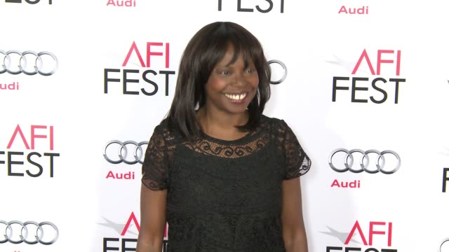 """stockvideo's en b-roll-footage met jacqueline lyanga at """"by the sea"""" world premiere gala screening - afi fest 2015 at tcl chinese theatre on november 05, 2015 in hollywood, california. - filmscreening"""