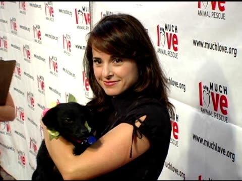 jacqueline obradors at the 4th annual much love animal rescue celebrity comedy benefit at the laugh factory in hollywood california on august 10 2005 - jacqueline obradors stock videos & royalty-free footage