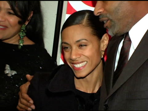 Jada Pinkett Smith at the Debbie Allen Dance Academy Presentation of 'Dreams' at Freud Playhouse in Los Angeles California on December 16 2004