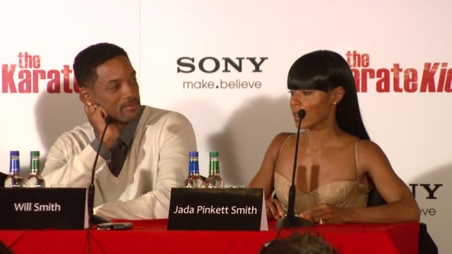 jada pinkett smith on being a producer of the film as opposed to starring in it and how it allowed her take care of her son during production at the... - producer stock videos & royalty-free footage