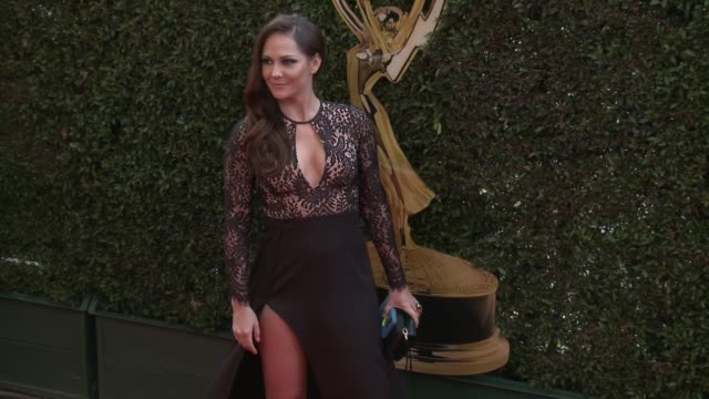 Jade Harlow at the 43rd Annual Daytime Creative Arts Emmy Awards at Westin Bonaventure Hotel on April 29 2016 in Los Angeles California