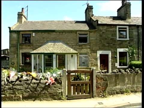 results expected cf tape no longer available england lancashire galgate gv cottage where 10year old jade slack died of suspected drug overdose with... - drug overdose stock videos and b-roll footage