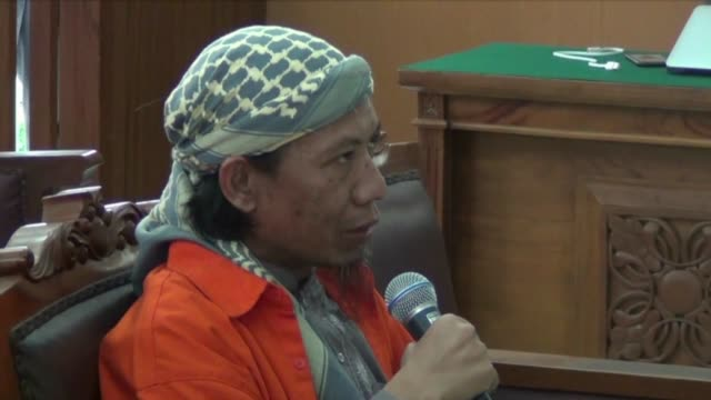 A jailed Indonesian cleric accused of being the mastermind of a deadly 2016 terror attack in Jakarta goes on trial facing a possible death sentence...