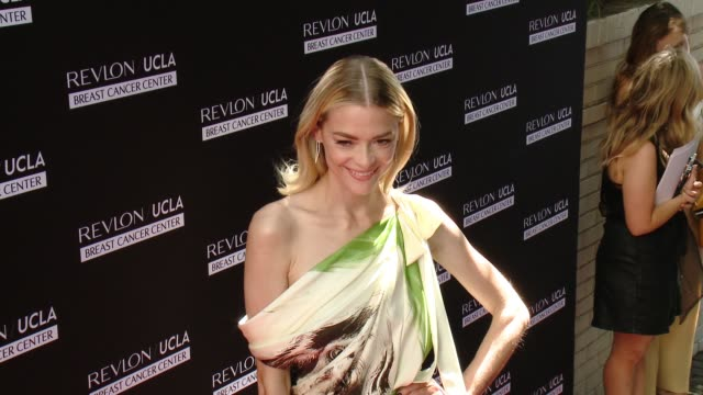 Jaime King at Revlon's Annual Philanthropic Luncheon in Los Angeles CA