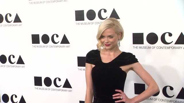jaime king at the the museum of contemporary art los angeles presents the annual moca gala at los angeles ca - los angeles museum of contemporary art stock videos and b-roll footage