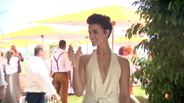 Jaimie Alexander at NinthAnnual Veuve Clicquot Polo Classic at Liberty State Park on June 4 2016 in Jersey City New Jersey